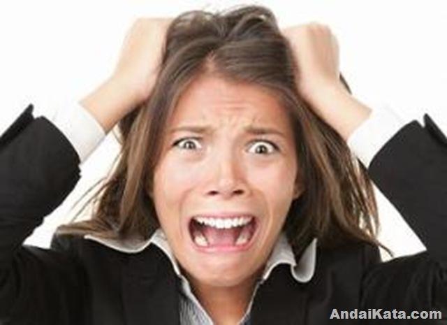 5 Dampak Mematikan dari Emosi yang Tak Terkendali