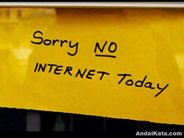 kiamat internet