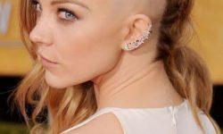 Gaya Rambut Aneh dan Tak Biasa Selebriti Hollywood, dari Setengah Plontos hingga Rambut Uban