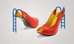 3 Sepatu dengan Desain Unik dan Aneh ini Benar-benar Ada