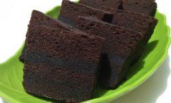 Resep Brownies Kukus Enak Dengan Tips Berikut