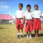 Membantu Anak-anak di Indonesia Agar dapat Kembali Bersekolah
