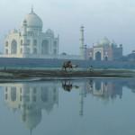 Sekitar Taj Mahal