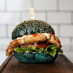 Unik, Burger ini Miliki Warna Aneh dan Nama Mutan ala X-Men