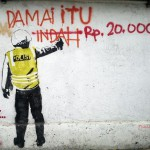 Mengenal Graffiti Sebagai Media Berekspresi