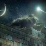 ilustrasi langit