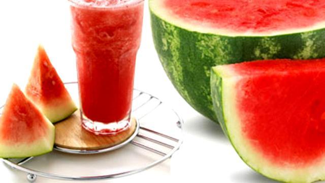 jus buah semangka