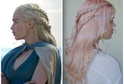 7 Gaya Rambut Cewek yang Bisa Dicoba dari Serial Game of Thrones