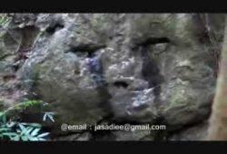 Kisah Legenda Batu Menangis di Kalimantan