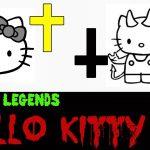 legenda hello kitty