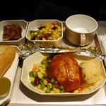 makanan pesawat