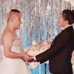 Perhatikan Baik-baik, Apa yang Aneh dari Gambar Upacara Pernikahan ini?