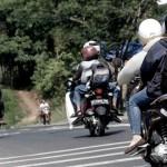 mudik sepeda motor