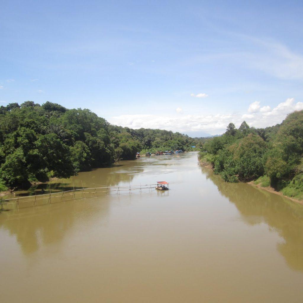 sungai ombilin