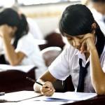 ujian pelajar